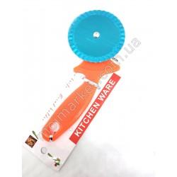 HI1056 Пицерезка, нож для пиццы, пластиковая ручка, дл. 12см, диам.кольца 8см(288шт 1в ящ)