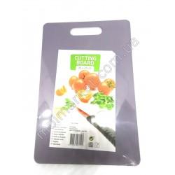 HI441 Доска для нарезки овощей, 36х24, пластик (24шт в ящ)