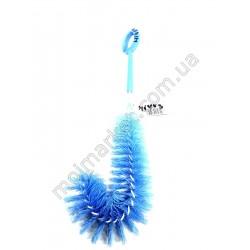 HI483 Ершик для мытья бутылок, гибк., 40см (48шт в ящ)