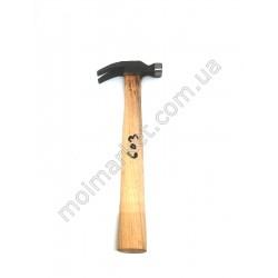 HI603 Молоток для гвоздей с деревянной ручкой (90шт в ящ)