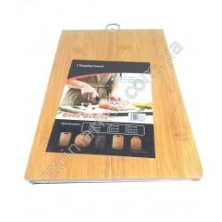 HI29 Доска кухонная для нарезки продуктов, 30х20 см (60шт в ящ)
