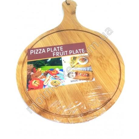 HI80 Доска круглая для пиццы, диам. 24 см (50шт в ящ)