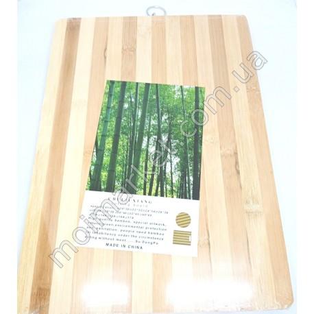 HI1112 Доска бамбук, 36х26см (30шт в ящ)