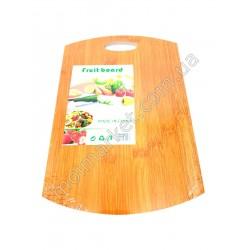 HI468 Доска ФОН для нарезки продуктов, 30х20 см (60шт в ящ)
