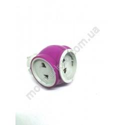 HI76 Тройник силиконовый круглый (360шт в ящ)