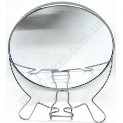 HI511 Зеркало № 8 на металлической подставке, d 17см