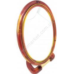 HI43 Зеркало коричневое №5, d 12 см