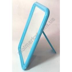 HI234 Зеркало одностороннее на подставке, размер 12х15см
