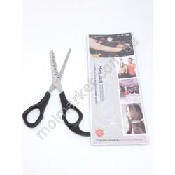 HI1144 Ножницы парикмахерские, филировочные, 18см
