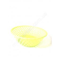 HI716 Миска- хлебница зеленая (200шт в ящ)
