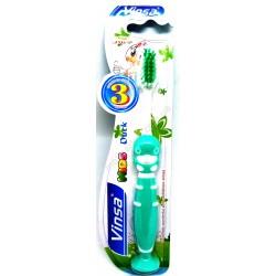 HI92 Зубная щетка VINSA детcкая № 709 на присоске (288шт в ящ)