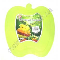 HI126 Доска Яблоко, пластик (72шт в ящ)