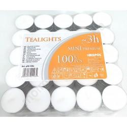 HI1010 Свечи таблетка Bispol на 4 часа (100шт в уп)
