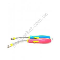 HI1008 Зажигалка Спираль,24 см (500шт в ящ)