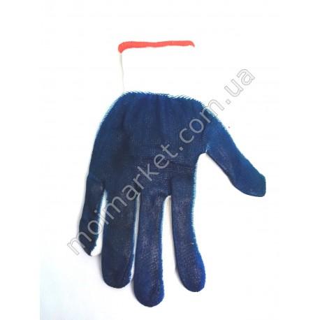 HI1014 Перчатки стрейч, покрыт. латексом(600шт в ящ)