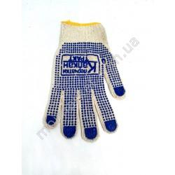 HI1023 Перчатки Капкан, трикотаж с точкой (600шт в ящ)