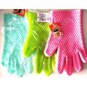 HI1025 Перчатки силиконовые, цвет. (200шт в ящ)