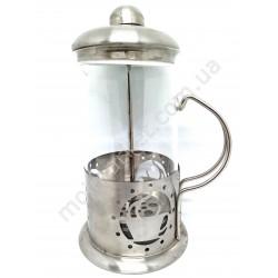 HI824 Заварочный чайник с пресс-фильтром, 800л (40шт в ящ)
