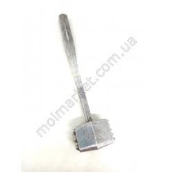 HI984 Молоток отбивной,металлический,23см (150шт в ящ)