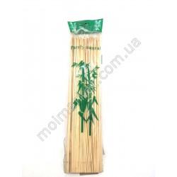 HI606 Шпажка-шампур для гриля, бамбук, толщ. 3мм, длина 25см (200шт в ящ)