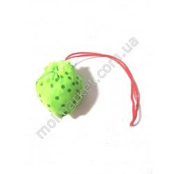 HI125 Сумка Клубника, раскладная, ПВХ (500шт в ящ)