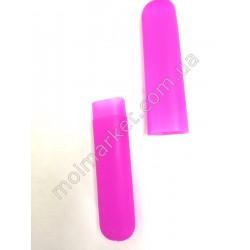 HI842 Футляр для зубной щетки, пластик (500шт в ящ)