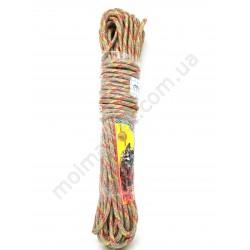 HI670 Веревка - шнур для белья №0044, 20 м(180шт в ящ)