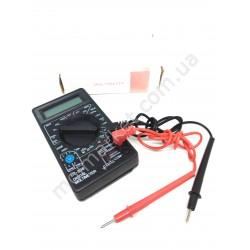 HI552 Тестер цифровой DT-830B (100шт в ящ)